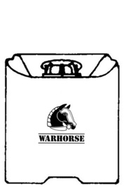 Warhorse Mini Square reusable plastic drum for liquids.