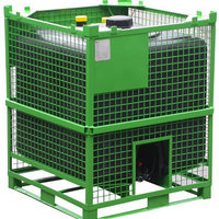 The HGM IBC is UN performance tested and certified for carriage of dangerous goods.