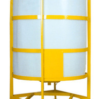CPL IBC composite mixing vessel for storage of general purpose liquids.