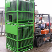 The HGM IBC last up to 5 years in service even with aggressive chemicals.