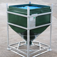 The DGC 60 IBC from Francis Ward is available in capacities of 500 - 2250 litres.