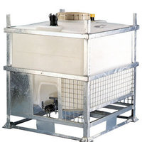 MTS reusable IBC from Francis Ward for general purpose liquids.