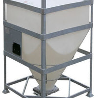 The DGC 60 reusable IBC - for storage or transportation of dry goods.