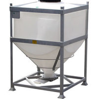 DGC 90 tough long lasting IBC for storage and transportation of dry goods