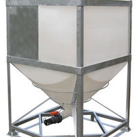 DGL is a general purpose reusable IBC for liquids.