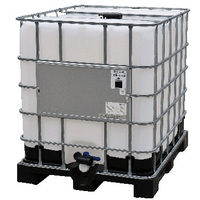 Light Duty IBC - UN performance tested and certified for carriage of dangerous goods.