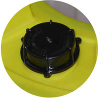 Annu-drum - safe by shape bunded design.