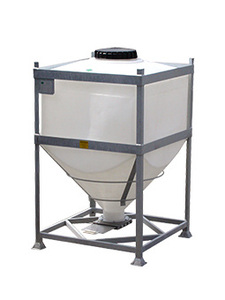DGC 90 reusable IBC for storage and transportation of dry goods