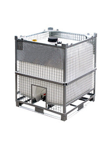 HGM reusable IBC for dangerous liquids from Francis Ward.