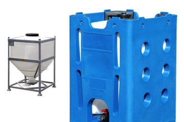 High specification IBCs and Drums for dangerous goods and general purpose.